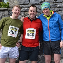 Kinvara Rock and Road Half Marathon & 10K, Kinvara, Co. Galway, Ireland