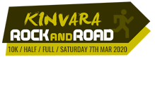 Rock and Road Half Marathon and 10K Logo
